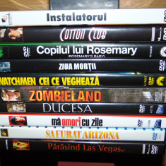 LOT 10 DVD-uri FILME 2