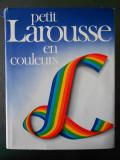 PETIT LAROUSSE EN COULEURS (1980)