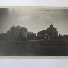 Techirghiol-Sanatoriul P.T.T. carte postala foto circulata 1939