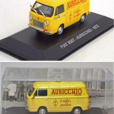 Macheta FIAT 850 T Aurichio 1972 scara 1:43 IXO