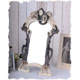 Oglinda Art Nouveau cu o femeie IS006