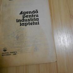 GEORGE CHINTESCU--AGENDA PENTRU INDUSTRIA LAPTELUI