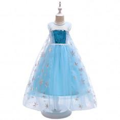 Rochie/rochita de prințesa Elsa Frozen NOUA  3,4 ani