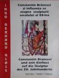 Ingo Gerhard Glass, Constantin Brancusi si influenta sa...