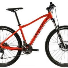Bicicleta MTB Devron Riddle M3.7, Cadru M 460mm, Roti 27.5inch, 27 viteze, Frane hidraulice pe disc (Rosu)