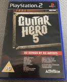 Guitar Hero 5, PS 2, original, alte sute de titluri