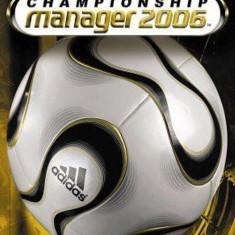 Joc PSP Championship Manager 2006