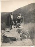 Fotografie tineri sasi Sebes Alba 1932