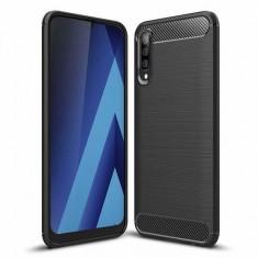 Husa Samsung Galaxy A50 Iberry Carbon Negru