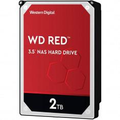 Hard disk WD Red 2TB SATA-III 5400rpm 256MB