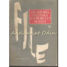 File Din Istoria Militara A Poporului Roman XVII - Coordonator: Ilie Ceausescu