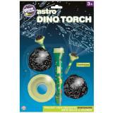 Proiector tip lanterna - Dinozauri si stele PlayLearn Toys