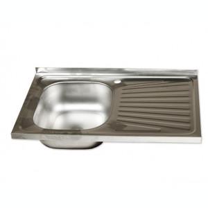 Chiuveta inox anticalcar pentru masca Zilan ZLN 0193