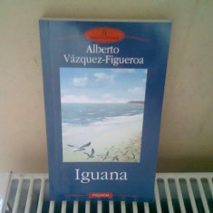 IGUANA - ALBERTO VAZQUEZ FIGUEROA