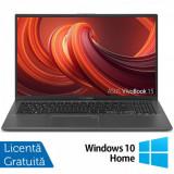 Laptop Nou Asus VivoBook 15 R564JA-UH71T, Intel Core i7 Gen 10 i7-1065G7 1.30-3.90GHz, 8GB DDR4, 512GB SSD, 15.6 Inch Full HD TouchScreen, Webcam + Wi