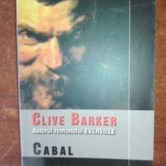 Cabal- Clive Barker