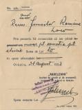 Nota Ardeleana Institut de Credit si Economii Orastie 1933