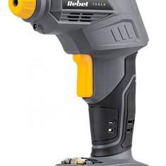 Compresor cu acumulator Rebel RB-1060, 15 l/min