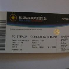Steaua-Concordia Chiajna (6 august 2016)