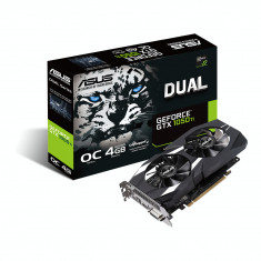 Placa video Asus GeForce Dual GTX1050TI, 4GB GDDR5, 128-bit foto
