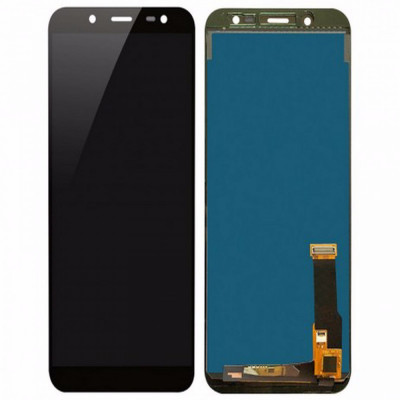 Display Samsung Galaxy A6 2018 A600 Negru compatibil foto