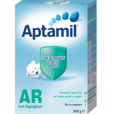 Lapte praf de inceput Aptamil AR, 300g