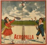 Reclama veche interbelica AEROPALLA