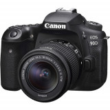 Canon EOS 90D cu Oboectiv 18-55mm IS STM