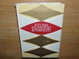 ISTORIA FILOZOFIEI ROMANESTI VOL.I ANUL 1972