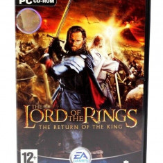 Joc PC The Lord of the rings – The return of the king