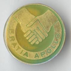 Insigna FRATIA APOLLO - Rara