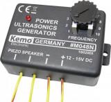 Generator ultrasunete anti-daunatori, Kemo, 130243, 12 - 15 V