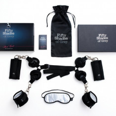 Fifty Shades Of Grey - Hard Limits Restraint Under Bed Kit