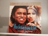 Jermaine Jacson/P.Zadora – When The Rain..(1984/RCA/RFG) - Vinil/Maxi Single/Nou, Columbia