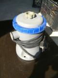 Pompa cu filtru pentru curatat piscine, Bestway 58381, FLOWCLEAR, 1249 l/h