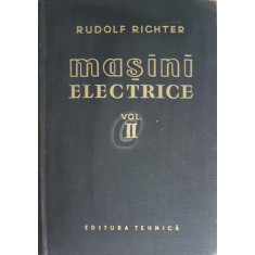 Masini electrice, vol. 2 - Masina sincrona si masina comutatoare