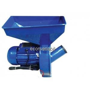 Moara Electrica de Macinat cu Ciocanele 2.5KW Cereale, Furaje KBE180K