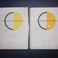 DAN BARBILIAN - OPERA MATEMATICA 2 volume (1967, editie cartonata)