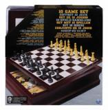 Cardinal Games set 10 jocuri in cutie de lemn, Spin Master
