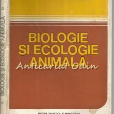 Biologie Si Ecologie Animala - Tr. Lungu, I. Suteu, J. Cosoroaba, C. Filipescu
