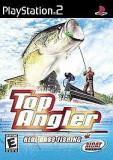 Joc PS2 Top Angler - Real bass fishing