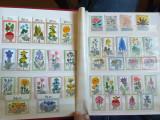 Clasor timbre Flora, Fauna nestampilate, Nestampilat