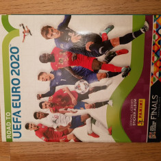 Album gol stickere, Panini, Road to UEFA EURO 2020