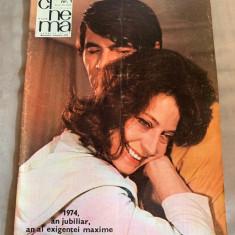 Revista Cinema nr 1 1974