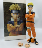 Figurina Naruto Uzumaki  anime 24 cm face