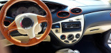 Volan din lemn pentru ford focus mk1-2 dupa 2001