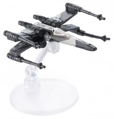 Jucarie Hot Wheels Star Wars Rogue One Starships Partisan X-Wing Fighter foto