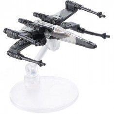 Jucarie Hot Wheels Star Wars Rogue One Starships Partisan X-Wing Fighter, Mattel