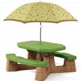 Cumpara ieftin Masuta Picnic cu Umbrela