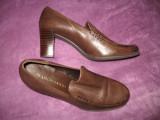 Cumpara ieftin Pantofi piele naturala Franco Sarto, comozi Mar 38, Cu toc